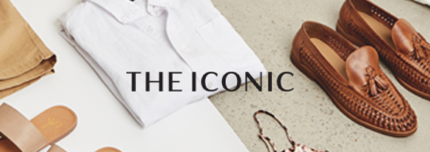 Get 10% off selected items at THE ICONIC with ahm