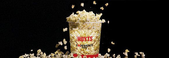 Buy 1 ticket, get 1 FREE at HOYTS for ahm members every Thursday!